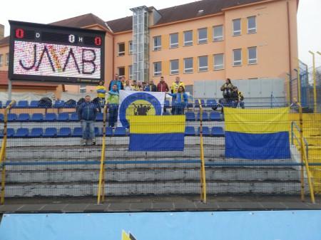 Fanklub FK Teplice v Jihlavě