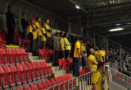 Fanklub v Plzni