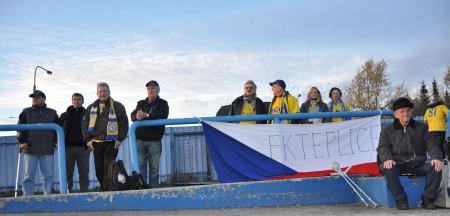 výjezd fanklubu do Ostravy