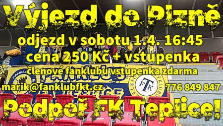 pozvánka na Plzeň